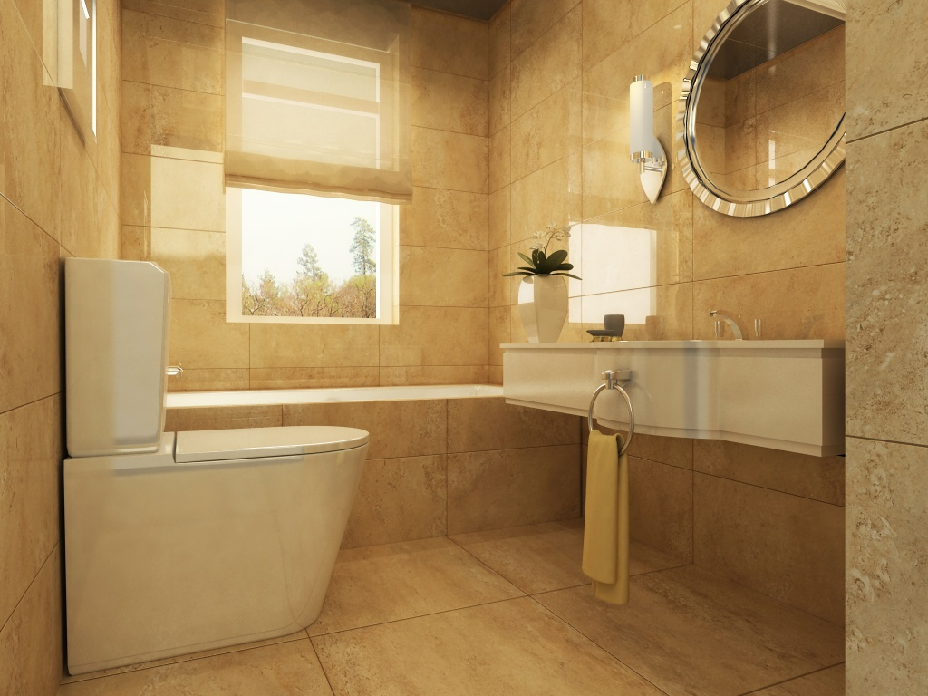 Loseta Ceramica Para Baño:Marble Collection