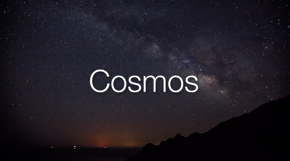 Portada de cosmos descripcion larga